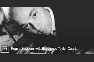 James Taylor Quartet Live