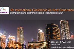 Fourth International Conference on Next Generation Computing and Communication Technologies 2017  ...