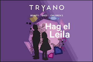 TRYANO hosts Hag el Leila this Weekend