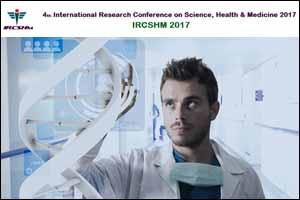 4th International Research Conference on Science, Health and Medicine 2017 (IRCSHM 2017)