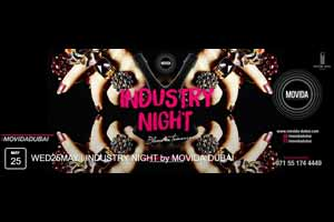 Industry Night at Movida Dubai