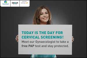 Smear Do not Fear - Cervical Cancer Awarness campaign by Zulekha Hospitals