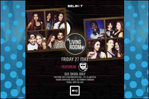 Old Skool Friday @ The Living Room DXB - JW Marriott Marquis Level 5