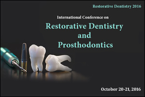 International Conference on Restorative Dentistry and Prosthodontics