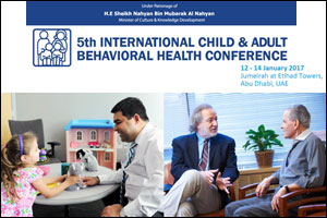 5th INTERNATIONAL CHILD & ADULT BEHAVIORAL HEALTH CONFERENCE