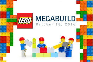 Le Meridien Family X Leggo Megabuild