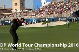 DP World Tour Championship 2016
