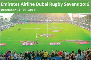 Emirates Airline Dubai Rugby Sevens 2016