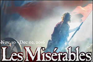 Les Miserables at Dubai Opera