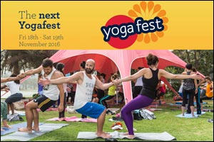 Sixth Annual YogaFest Middle East Returns this November