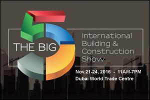 The Big 5 - International Building & Construction Show