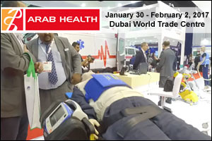 The Arab Health 2017