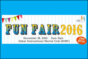 Special Needs Future Development Center: Fun Fair's 11th Edition Promises Entertainment For A Good  ...