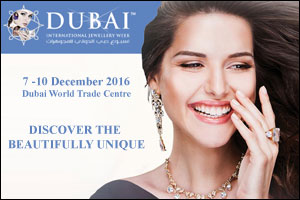 Dubai International Jewellery Week 2016