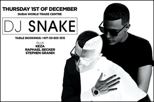 DJ Snake in The House