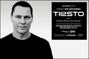 Celebrate National Day with Tiesto