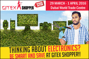 GITEX Shopper Spring Edition 2017