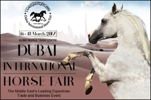 Dubai International Horse Fair 2017