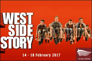 West Side Story at Dubai Opera
