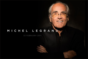 Michel Legrand at Dubai Opera