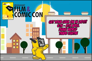 Middle East Film & Comic Con