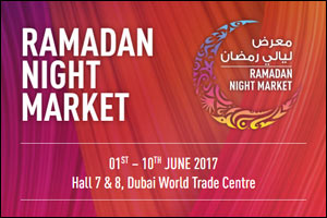 Ramadan Night Market 2017