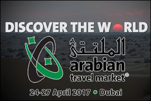 Arabian Travel Market Exhibition 2017