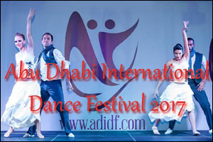 Abu Dhabi International Dance Festival 2017