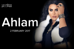 Ahlam live at Dubai Opera