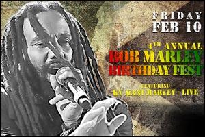 Bob Marley Birthday Fest