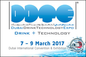 Dubai Drink Technology Expo - DDTE 2017