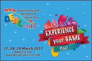 Dubai Entertainment, Amusement & Leisure Expo (DEAL) 2017