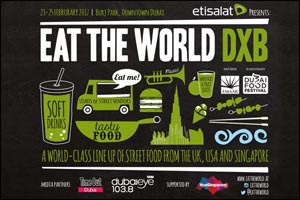 Eat The World DXB 2017
