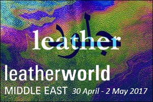 Leatherworld Middle East 2017
