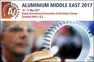 Aluminium Middle East 2017