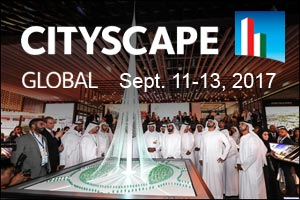 Cityscape Exhibition and Conference 2017