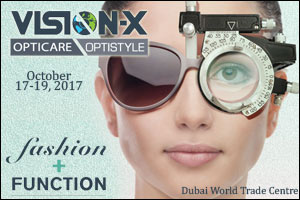 Vision X Dubai - Optical & Ophthalmic Exhibition and Conference 2017
