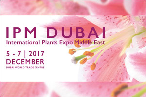 IPM Dubai 2017 - International Trade Fair for Plants & WOP 2017 - World of Perishables Dubai