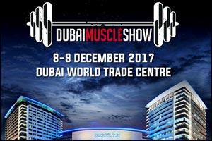 Dubai Muscle Show 2017