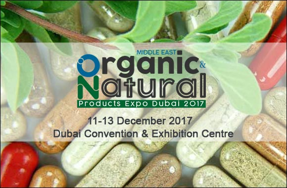 Middle East Natural and Organic Products Expo 2017, Exhibition
