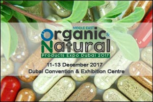 Middle East Natural and Organic Products Expo 2017