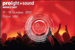 Prolight & Sound 2017