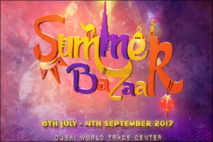 Beat the heat and shop at the Summer Bazaar '17
