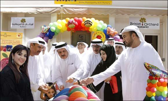 British Orchard Nursery Opens Its10th Branch At Dubai Munility Ubai