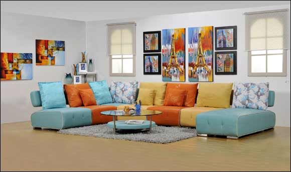 Pan Emirates Home Furnishing Introduces Autumn Splendor In The Uae