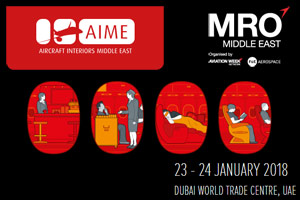 Aircraft Interiors Middle East (AIME) & Maintenance, Repair and Overhaul (MRO ME)