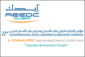 UAE International Dental Conference and Arab   Dental Exhibition - AEEDC Dubai