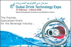 Dubai Drink Technology Expo - DDTE 2018