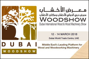 Dubai International Wood & Wood Machinery Show 2018