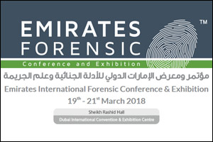 Emirates International Forensic Science Exhibition and Conference 2018